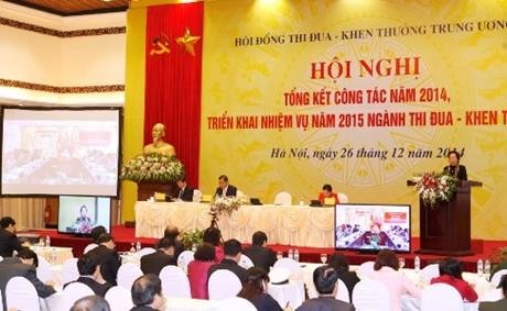 hội nghị về quy định an toàn lao động 2015