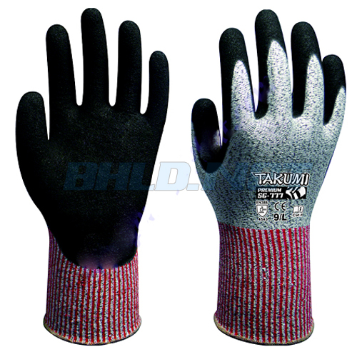 Găng tay chống cắt TAKUMI MAX-GRIP SG-777