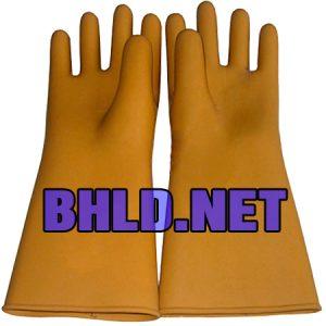 găng tay cao su cách điện Vicadi 15KV