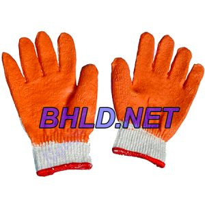 găng tay len nhún nhựa 40g