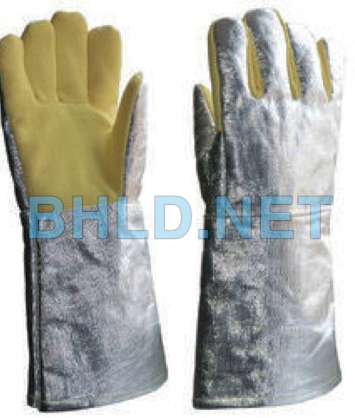 Găng tay chống cháy 1500 độ 5 ngón