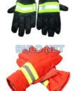 Găng tay chống cháy cho lính cứu hỏa