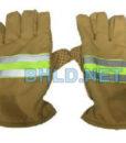 Găng tay chữa cháy vàng cát