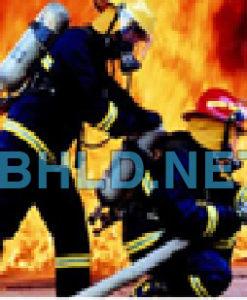 Quần áo chống cháy Nomex 1 lớp cách nhiệt 300 độ