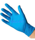 gang tay cao su xanh